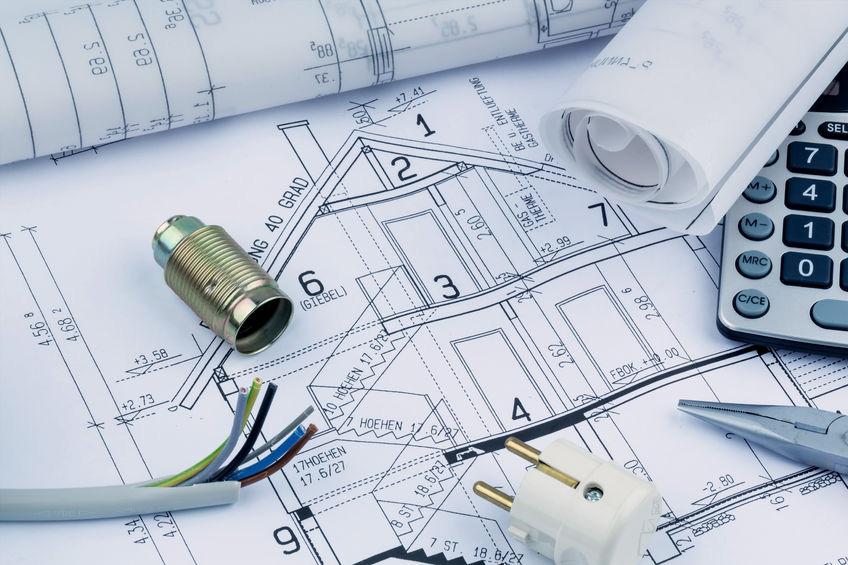 Haustechnik Pläne